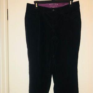 Sonoma Jeans - Sonoma LifeStyle Black Cotton Jeans Sz10P